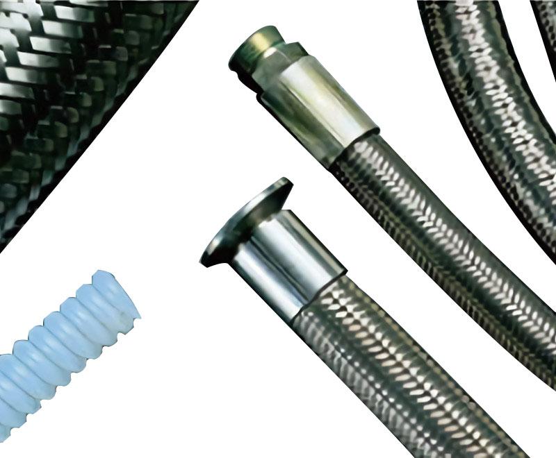 Steel Wire Braided Hose SAE100R14