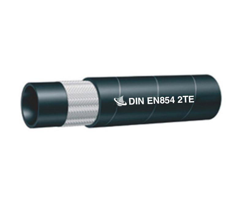 Fabric Reinforced Hydraulc Hose DIN EN854 2TE